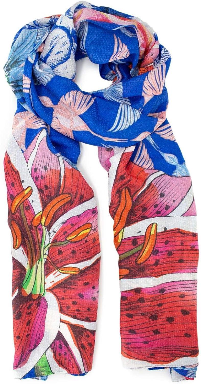 e46d8431 Women's 19SAWF33MULTI Multicolor Foulard Desigual Polyester ...
