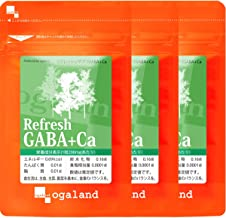 リフレッシュサプリGABA+Ca (270粒/約3ヶ月分)