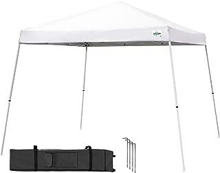 Caravan Canopy V-Series 2 Slant Leg 12 X 12 Foot Canopy Kit, White