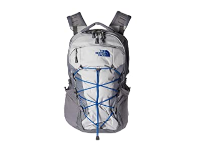 The North Face Borealis (High-Rise Grey Light Heather/Mid Grey) Backpack Bags