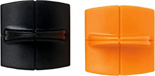Fiskars 01-001555J TripleTrack High Profile Replacement Blades Cut/Score Style I, 1.5x1.5x1 Inch, Black and Orange