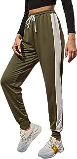 SweatyRocks Women's Pants Casual Long Trousers