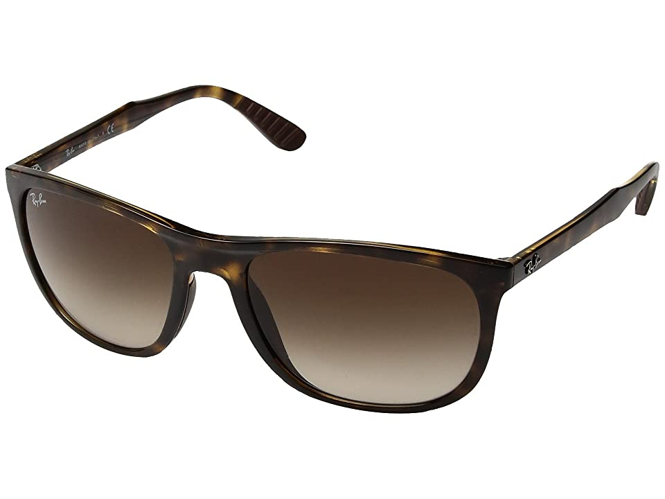 Ray-Ban RB4291 58mm (Havana/Brown Gradient) Fashion Sunglasses