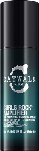 Tigi Catwalk, Curls Rock Amplifier, per Definizione e Controllo dei Ricci, 150 ml