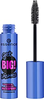 essence | Get BIG! Lashes Volume Boost Waterproof Mascara | Opthalmologically Tested