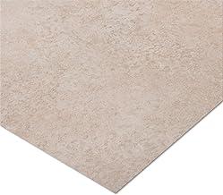 casa pura Charlotte Light Cream Marmeren Effect Vinyl Vloeren   2 meter breed, tot 15 meter lang (2m x 2,5m)