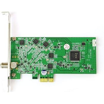 地デジチューナー 5チャンネル 受信 5チューナー フルセグ テレビ TV PCI-Ex 内部USB端子 ICカードリーダー内蔵 パソコン