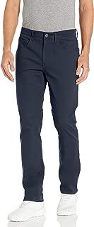 Peak Velocity Amazon Brand Men's Cotton Rich Active Chino Pant