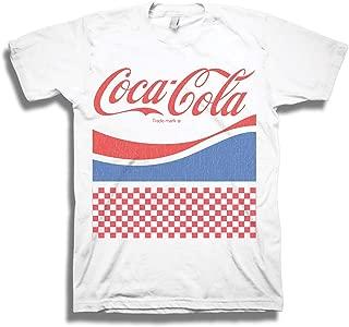 Mens Coca Cola Shirt - Have a Coke and a Smile Tee - Coke Soda Classic T-Shirt