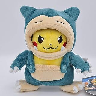 Cuties Pokemon Figure Gastly Poke Plush Doll 5 In.