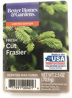 Better Homes and Gardens Fresh Cut Frasier Wax Cubes