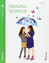 NATURAL SCIENCE + AUDIO 4 PRIMARY STUDENT'S BOOK - 9788468029016