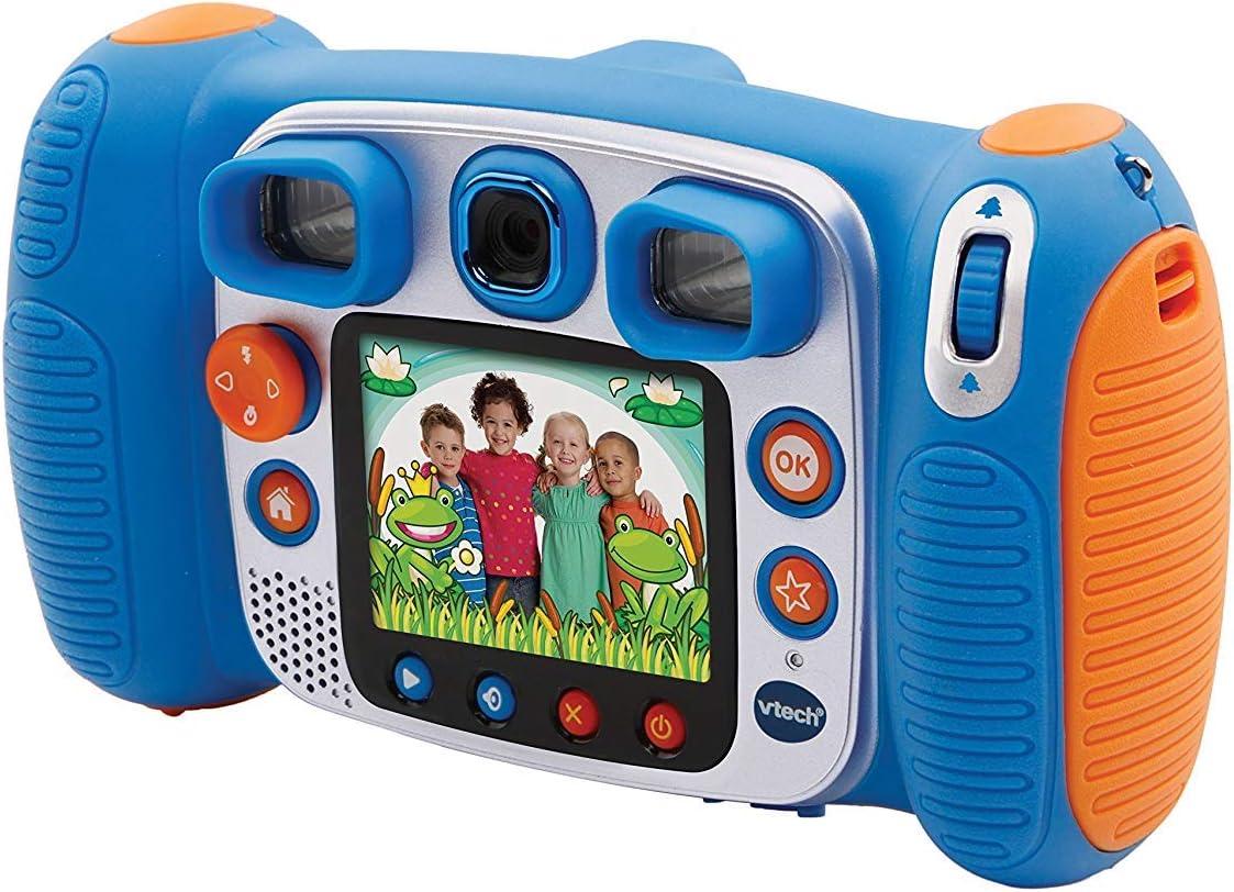 Vtech 80 507104 80 507104 Kidizoom Duo 5 0 Blau Spielzeug