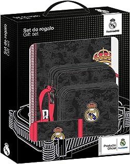 皇家马德里黑色官方礼品套装 280 x 60 x 350 毫米