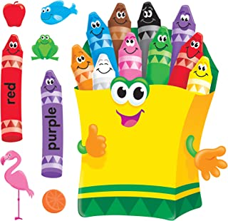 Best color crayon bulletin board Reviews