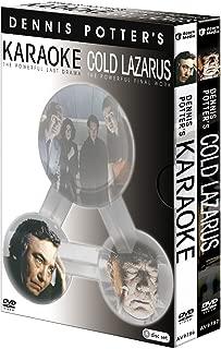 Dennis Potter: Karaoke and Cold Lazarus box set [UK import, region 2 PAL format]