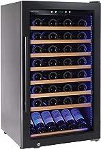 Wine Enthusiast Classic L 80 Bottle Wine Cellar - Freestanding Wine Refrigerator
