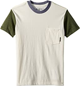 Zenith Short Sleeve Crew (Toddler/Little Kids)