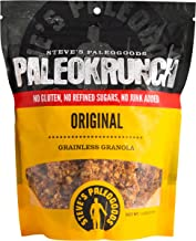 Steve's PaleoGoods, PaleoKrunch Grainless Granola Cereal - Original, 7.5oz