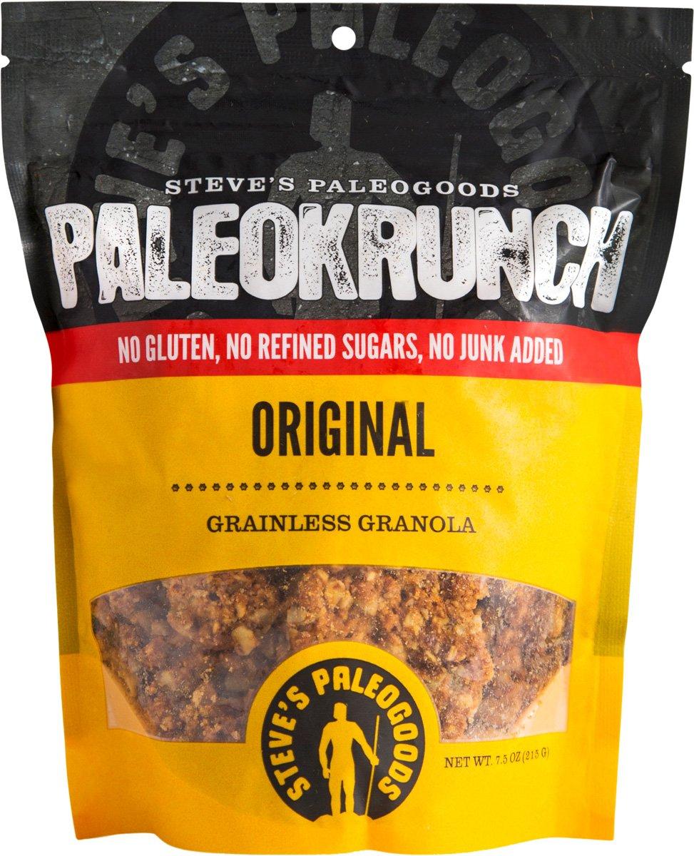 Steve's Under blast sales PaleoGoods Original Paleokrunch Glut Granola Free shipping Grainless