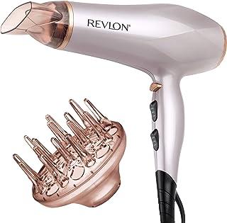 Revlon Salon Secadora Tecnología Titanio 1875W