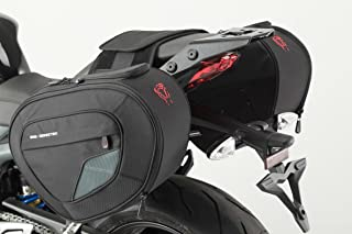 SW-Motech Bags-Connection Blaze Sport Saddlebag System for Triumph Street Triple 675 '13-'15 & Street Triple R '13-'15