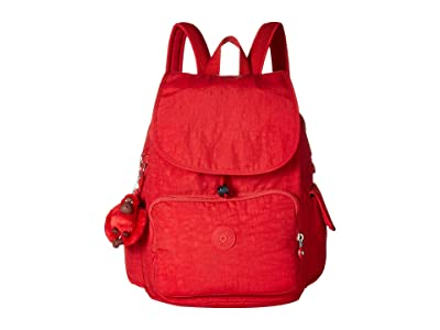 Kipling Citypack Backpack (Cherry T) Backpack Bags