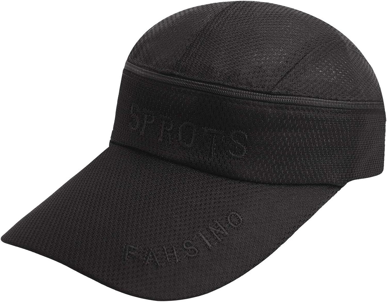 2in1 Nippon regular Very popular! agency Sun Visor Running Hat Large Ten Mesh Brim Golf Beach Summer