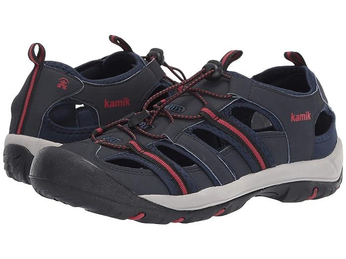 Kamik  Byronbay (Navy) Mens Shoes