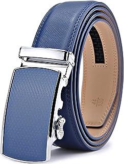 47f93e6455cf74 Men's Belt,Bulliant Slide Ratchet Belt for Men with Genuine Leather 1 3/8