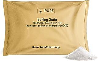 Sodium Bicarbonate (Baking Soda) (4 oz) Eco-Friendly Packaging, Food & Pharmaceutical Grade