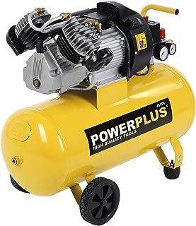 Druckluft Kompressor 2.200 Watt, 3 PS, 50 Liter Tank   POWX1770