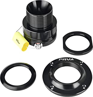 """$54 » PRV AUDIO Bullet Tweeter TW450TI-ND-4-1"""" Super Tweeter with Capacitor for Professional Audio, High Output Home Audio, High..."""