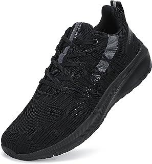 DANNTO Laufschuhe Herren Damen Sneaker Atmungsaktiv Sportschuhe Turnschuhe Leichte Straßenlaufschuhe Mesh Fitness Schuhe