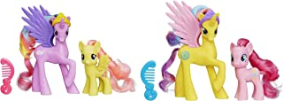 My Little Pony Princess Sterling, Fluttershy, Gold Lily and Pinkie Pie Figure Bundle
