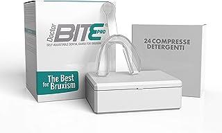 Dulàc - Doctor Bite Pro - Férula dental automoldeable para combatir el Bruxismo (Transparente)