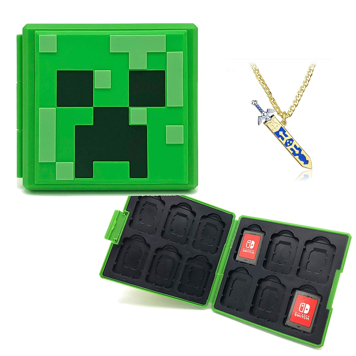 Nintendo Oakland Mall Switch Game Card Case Boxà Carrying Storage Holder Selling and selling