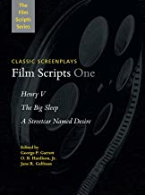 Film Scripts One: Henry V, The Big Sleep, A Streetcar Named Desire (Applause Books)