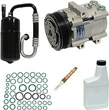 New A/C Compressor and Component Kit 1050420-4L3Z19703AB Escape Tribute