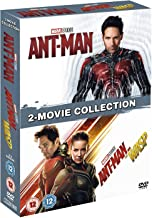 Ant-Man 1 & 2 Double pack 2018