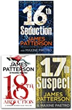 James Patterson Womens Murder Club Series 16-18 Book Collection 3 Books Set - 16th Seduction, 17th Suspect, 18th Abduction
