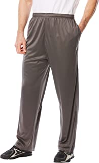 5XL 9XL Ladies Large Size White Cotton Pants Ribbed Top .