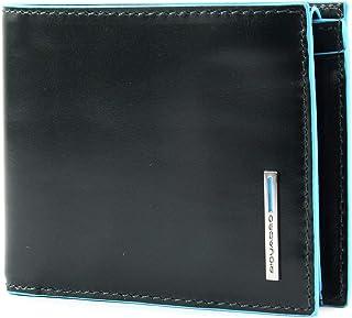 Portafoglio Piquadro blue square portamonete PU4188B2R ve6 verde foresta