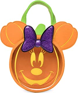 Mickey Or Minnie Mouse Glow in Dark Trick or Treat Bag Halloween (Minnie)