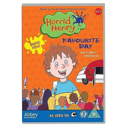 Horrid Henry's - Favourite Day