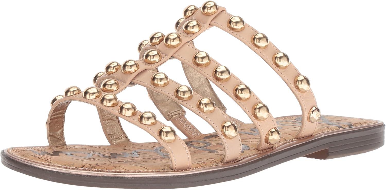 Sam Department store Edelman Women's Slide Japan Maker New Glenn Sandal