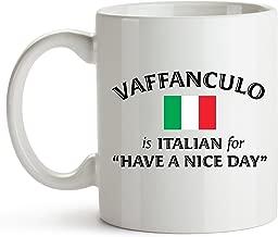 Younique Designs Vaffanculo Is Italian for