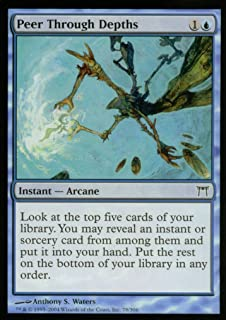 Magic: the Gathering - Peer Through Depths - Champions of Kamigawa