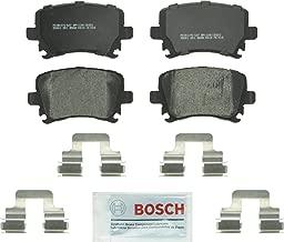 Bosch BP1108 QuietCast Premium Semi-Metallic Disc Brake Pad For: Audi A3, A4, A6, TT, Quattro; Volkswagen: CC, Eos, Golf, GTI, Jetta, Passat, R32, Rabbit, Tiguan, Rear