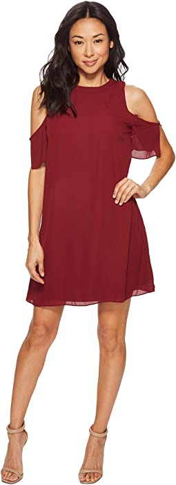 American Rose - Emma Cold Shoulder Dress